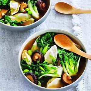 Japanese dumpling soup recipe - Chatelaine com