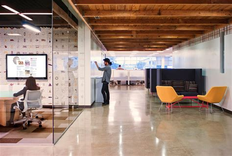 office designs  tech companies silicon valley