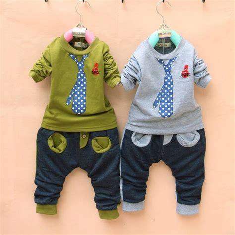 spring baby boy clothing hot sale tie cartoon