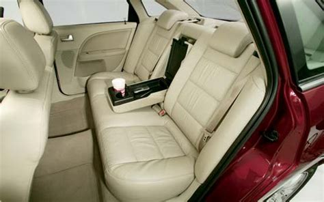 ford  mercury montego hot cars drives review