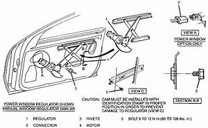 Need Exploded View Of Drivers Door Inside 1985 Elcamino