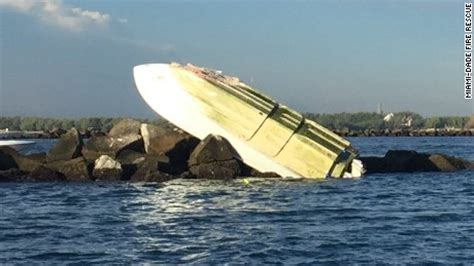 Boat Crash Miami by Miami Marlins Pitcher Jose Fernandez Dies In Boat Crash Cnn
