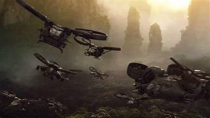 Rda Avatar Fleet Wallpapers James Wikia