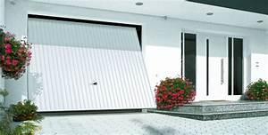 gaudissard porte de garage en pvc et aluminium With porte de garage basculante hormann