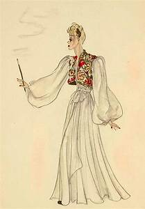 240 best couture maggy rouff images on pinterest lace With croquis robe