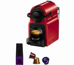 Nespresso Inissia Krups : buy nespresso by krups inissia xn100540 coffee machine ~ Melissatoandfro.com Idées de Décoration
