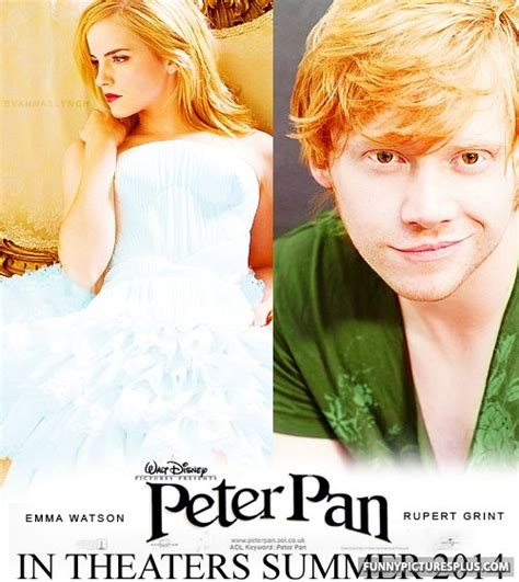 Omg!!!! New Peter Pan With Emma Watson As Wendy And Rupert