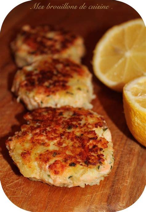croquettes de saumon recette de oliver quot mes