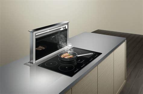 hotte de cuisine suspendue hottes nouveautés 2013 inspiration cuisine