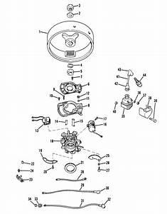 Mercury Marine 4 5 Hp  1 Cylinder  Flywheel  U0026 Ignition