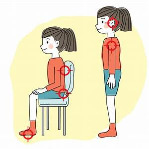 Child Posture, The Right Way - Positive Parenting