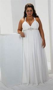 plus size casual wedding dress pluslookeu collection With plus size casual wedding dresses