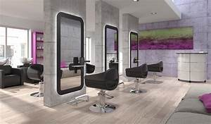 Mobilier Salon De Coiffure : pack mobilier salon coiffure looker 6 postes destockage grossiste ~ Teatrodelosmanantiales.com Idées de Décoration