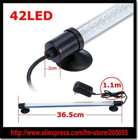 14 inch led light bar best 14 inch aquarium 42 led light bar light fish