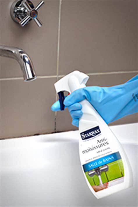 moisissure joints salle de bain comment enlever la moisissure dans la salle de bain starwax