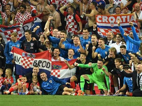 Fifa World Cup Croatia Road Final Football News