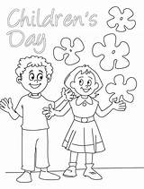 Coloring Children Happy Pages Childrens Card Cards Greeting Printable Child Drawing Wishes Sheets Askideas Wishing Graphic Colouring Drawings Painting Chainsaw sketch template