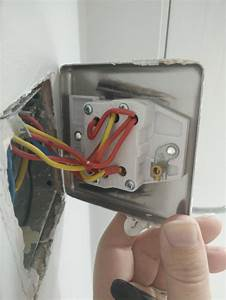 Changing A 2 Gang Light Switch Over