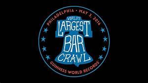 The World's Largest Bar Crawl - Philadelphia 2014 - www ...