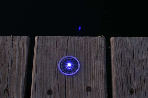 solar dock dot lights small