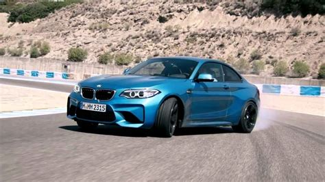 bmw m2 2015 official video youtube