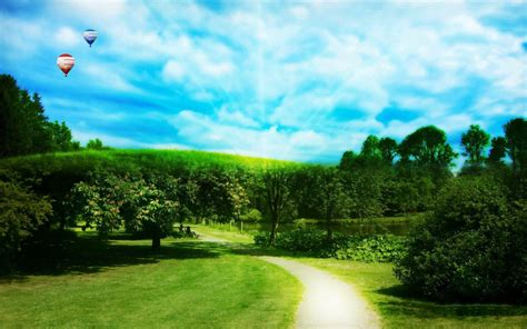 Wallpaper Green Nature by Wallpapers Green Nature Wallpapers