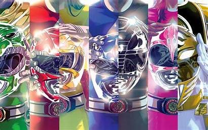 Rangers Power Mighty Morphin Background Wallpapers Backgrounds
