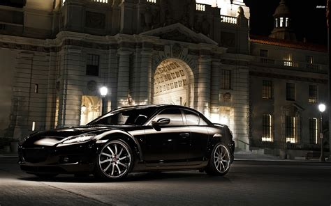 Custom Mazda Rx8 Wallpaper