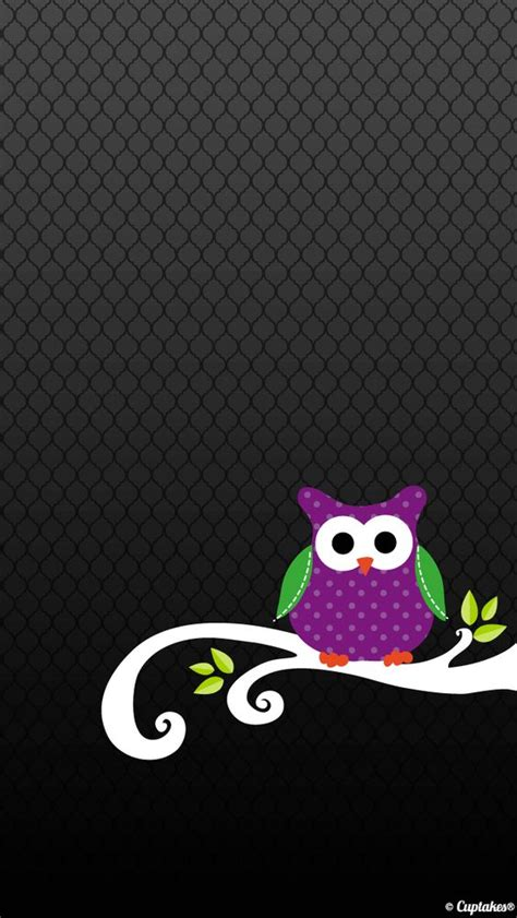 Owl Phone Wallpaper by Wallpapers Owl And Iphone 5 Wallpaper On
