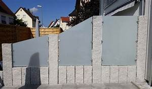Zaun Aus Glas : sichtschutz holz fur terrasse ~ Michelbontemps.com Haus und Dekorationen