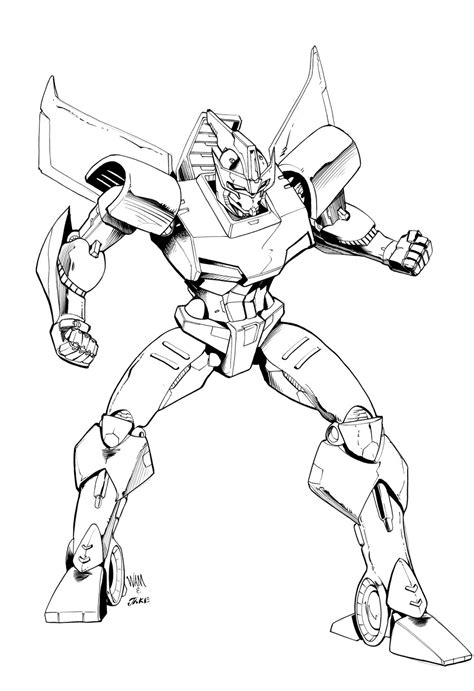 Marvelous Image Of Optimus Prime Coloring Page
