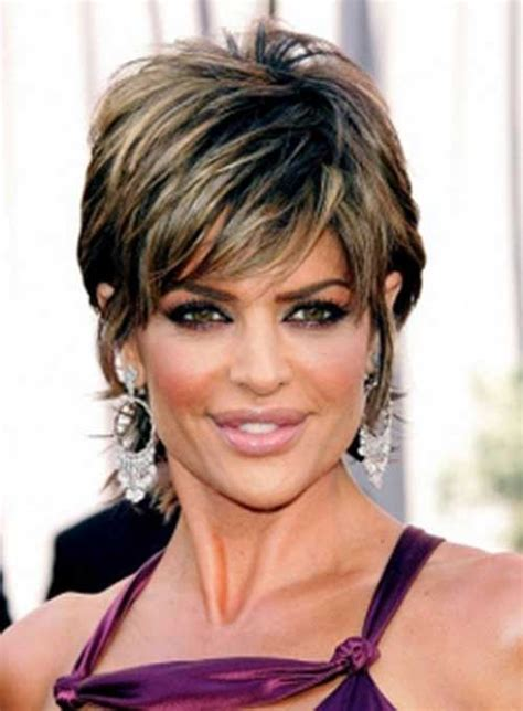 25 Latest Short Hair Styles For Over 50 Short Hairstyles