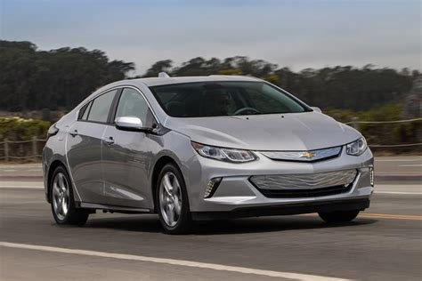 2018 Chevrolet Volt New Car Review Autotrader