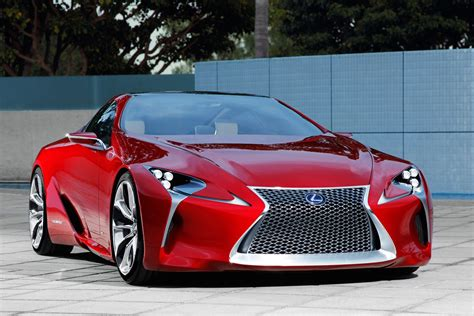Cars Lexus Sports by Cars Gto 2012 Lexus Lf Lc Sport Coupe Concept