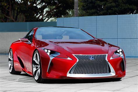Lexus Car :  2012 Lexus Lf-lc Sport Coupe Concept
