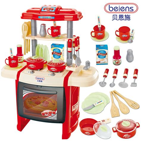 kitchen set toys set tableware child kitchen toys baby