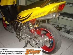 Otomotif  Yamaha Nouvo Lele 2002