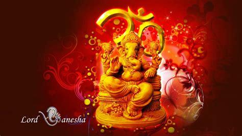 lord ganesha hindu hd wallpaper and yellow color 1920x1200 wallpapers13