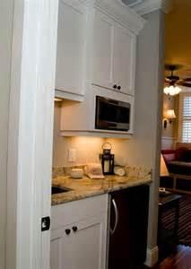Small Kitchenette Designs Basement
