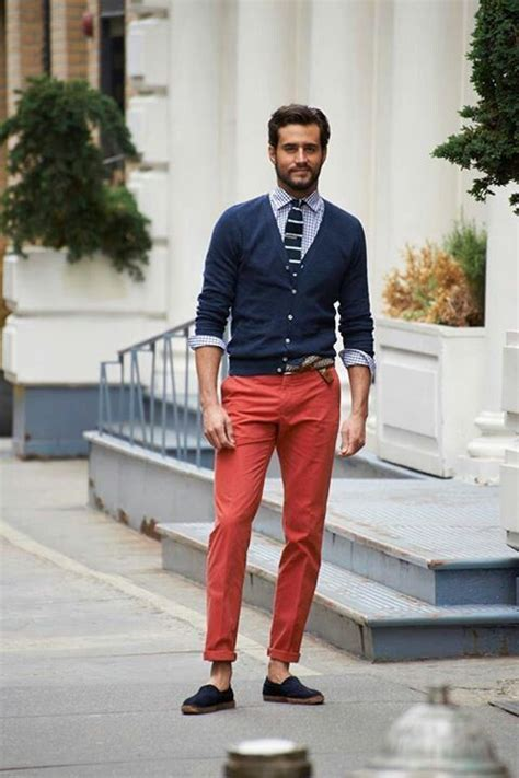24 Edgy Bright Men Outfits For Work - Styleoholic