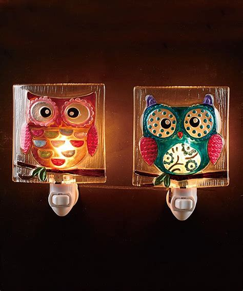 286 best fused glass night lights images on pinterest