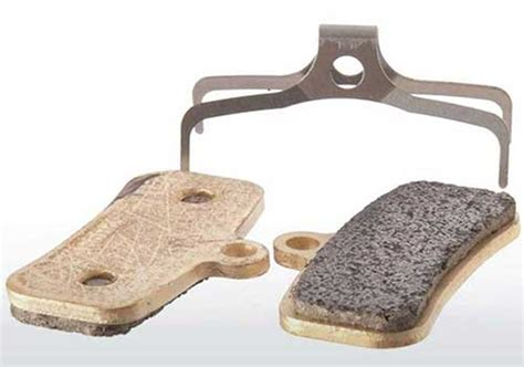 Mountain Bike Disk Brake Pad Types
