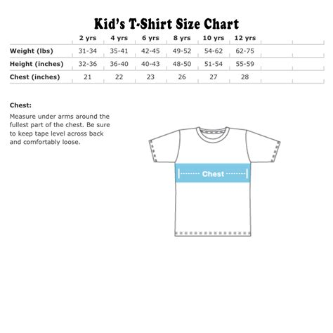 Tshirt Size S size chart shirts ridge s stitches health coach
