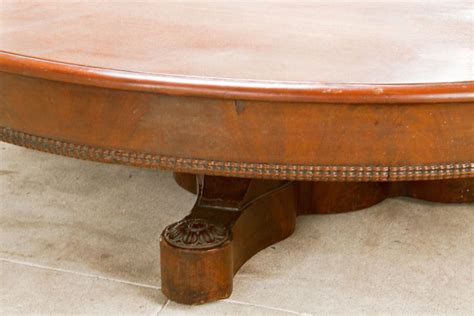 Reclaimed wood round coffee table. 10 Collection of Extra Large Round Coffee Table Ottoman