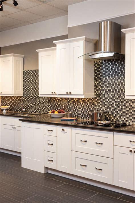 kitchen cabinets to go malibu white shaker kitchen cabinets traditional