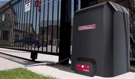liftmaster gate openers automatic gates fences