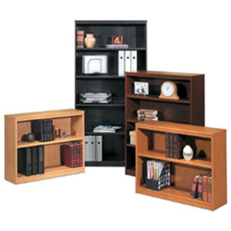 Office Depot Brand Commercial 36 Bookcase 5 Shelves Black