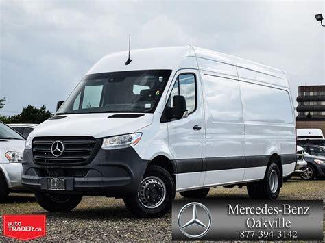 It has two wheelbase options as well: New 2019 Mercedes-Benz Sprinter 3500XD Cargo Sprinter V6 3500XD Cargo Cargovan in Oakville # ...