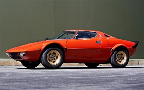 1974 Lancia Stratos Hf Stradale by 1974 Lancia Stratos Hf Stradale Gooding Company