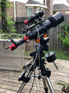 Celestron Avx With Adm  Polar Scope  Gps  A  C Adapter